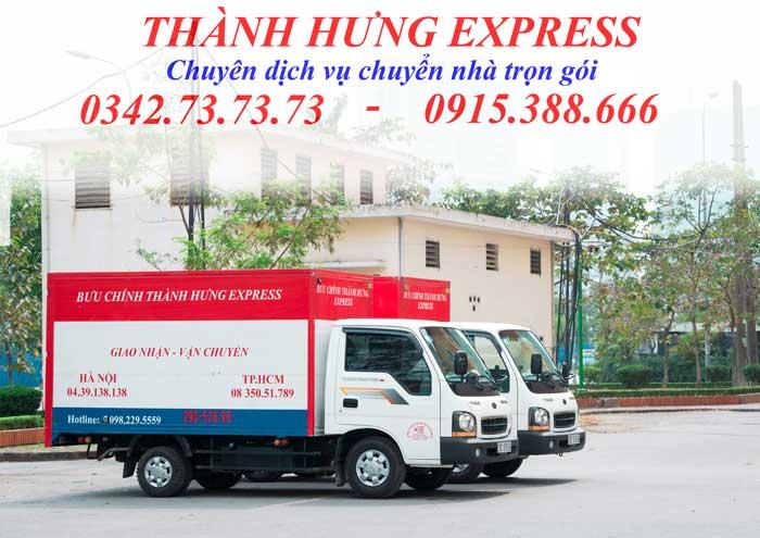 Cho thuê taxi tải Thành hưng Hồ Chí Minh