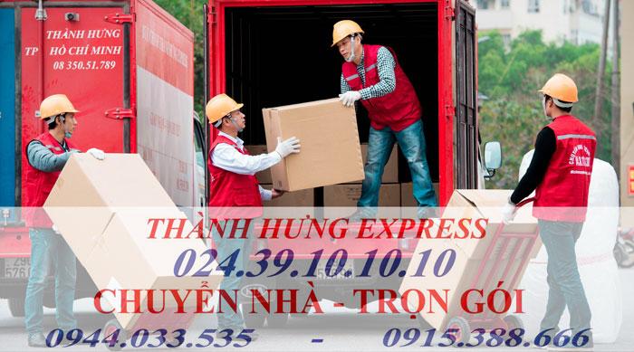 Cho thuê xe tải chuyển nhà Thành Hưng TP. HCM
