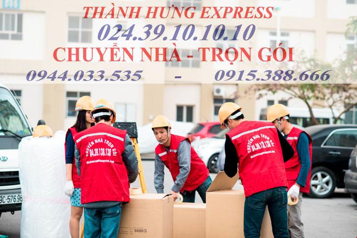Cho thuê xe tải Thành Hưng TP. HCM giá rẻ