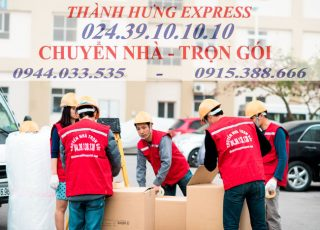 Chuyển nhà trọn gói tại Sài Gòn giá rẻ
