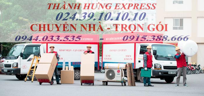 Dịch vụ chuyển nhà nào tốt ở TP. Hồ Chí Minh