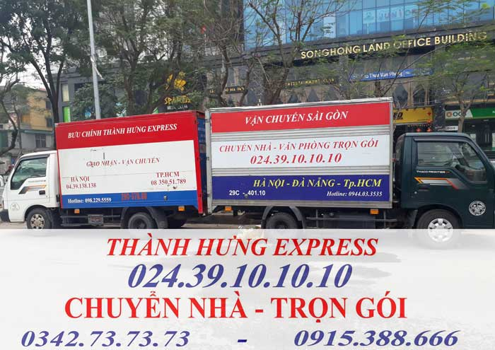 Dịch vụ chuyển nhà trọn gói tại Ninh Bình chuyên nghiệp