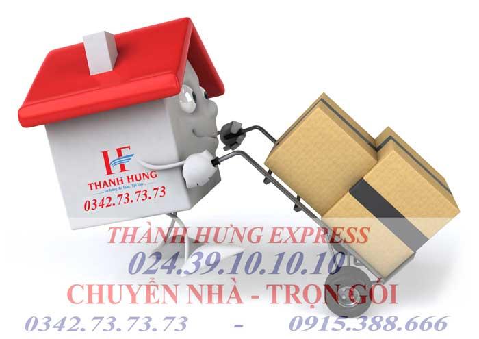 Dịch vụ chuyển nhà tại Nịnh Bình giá rẻ