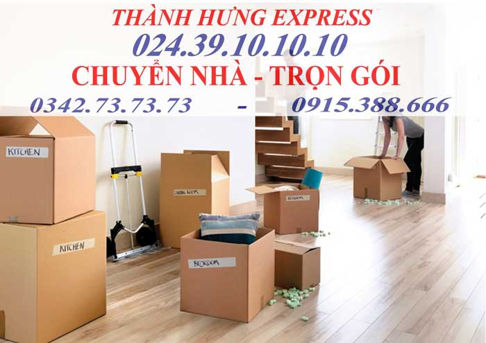 Dịch vụ chuyển nhà tại Hải Dương chuyên nghiệp