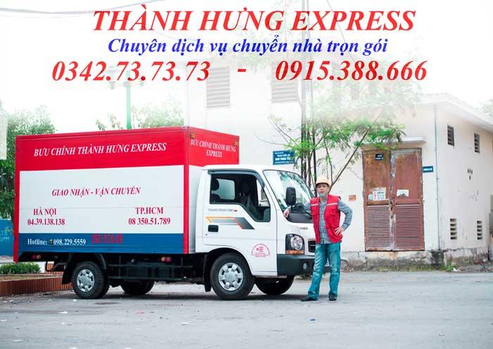 Dịch vụ chuyển nhà tại huế chuyên nghiệp