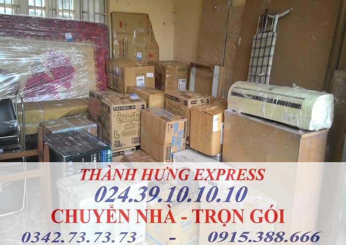 Dịch vụ chuyển nhà tại Huế