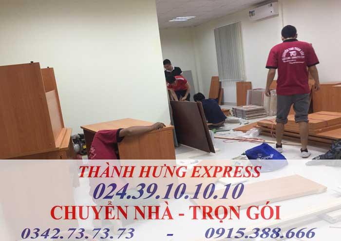 Dịch vụ chuyển nhà tại quận Tân Bình chuyên nghiệp
