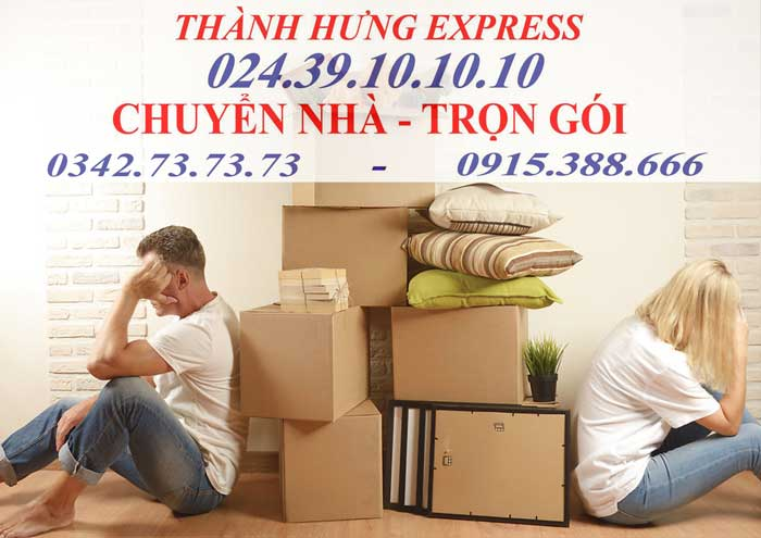 Dịch vụ chuyển nhà tại Quận Tan Phú giá rẻ