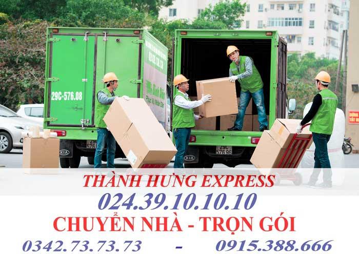 Dịch vụ chuyển nhà tại Quy Nhơn chuyên nghiệp