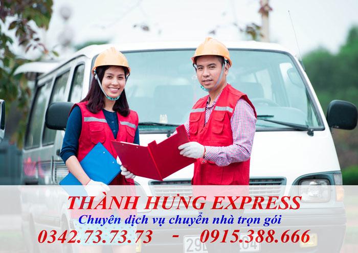 Dịch vụ chuyển nhà tại Vũng Tàu chuyên nghiệp