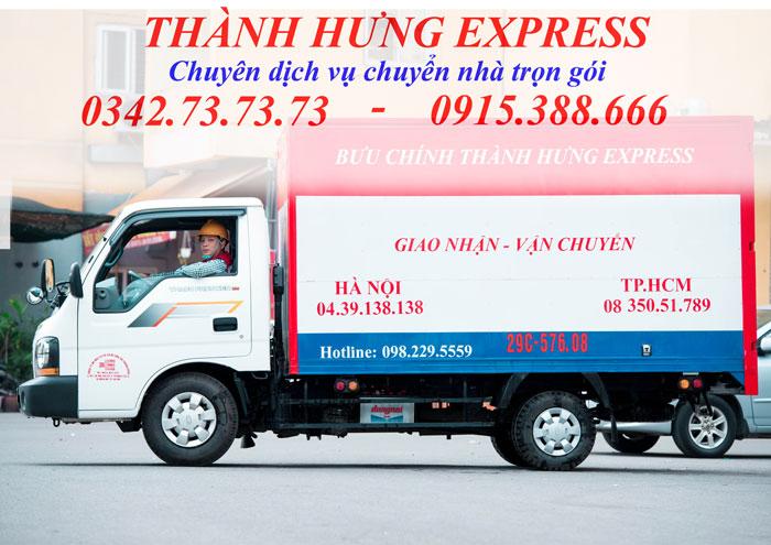 Dịch vụ chuyển nhà Thành Hưng giá rẻ