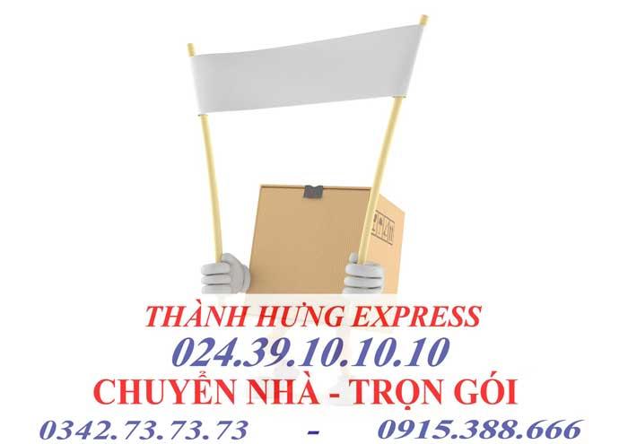 Dịch vụ chuyển nhà trọn gói nào uy tín tại Hà Nội