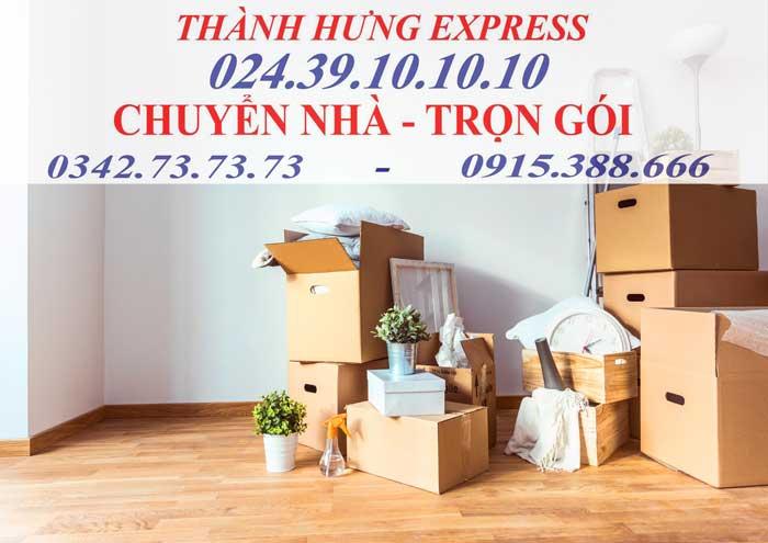 Dịch vụ chuyển nhà trọn gói nào uy tín và chuyên nghiệp