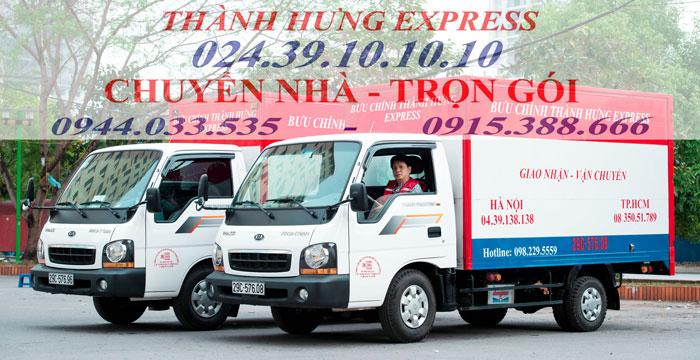 Dịch vụ chuyển nhà trọn gói tại bắc ninh chuyên nghiệp
