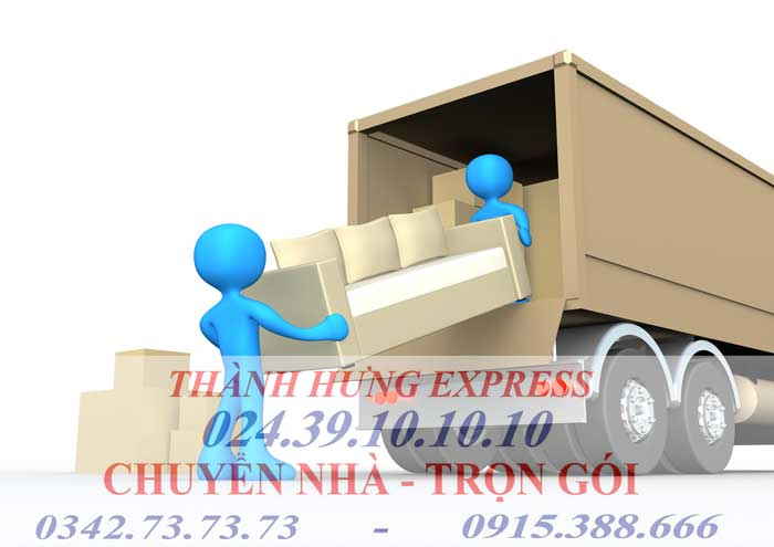 Dịch vụ chuyển nhà trọn giói tại Đà Nẵng chuyên nghiệp