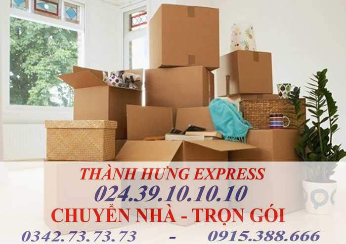 Dịch vụ chuyển nhà trọn gói tại Hà Đông