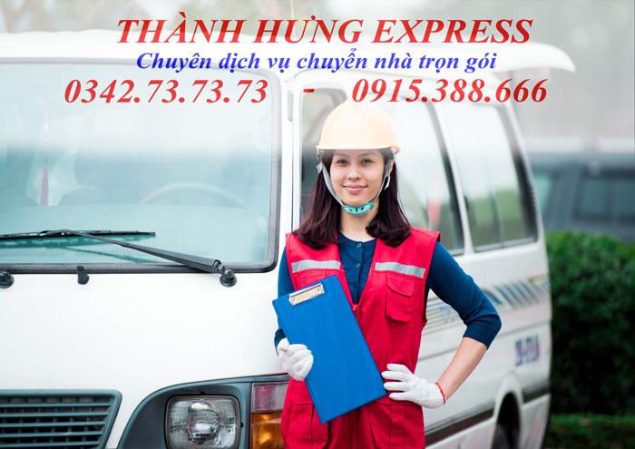 Dịch vụ chuyển nhà trọn gói tại Quận Hoàng Mai chuyên nghiệp