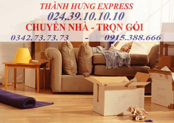 Dịch vụ chuyển nhà trọn gói tại Hoàng Mai