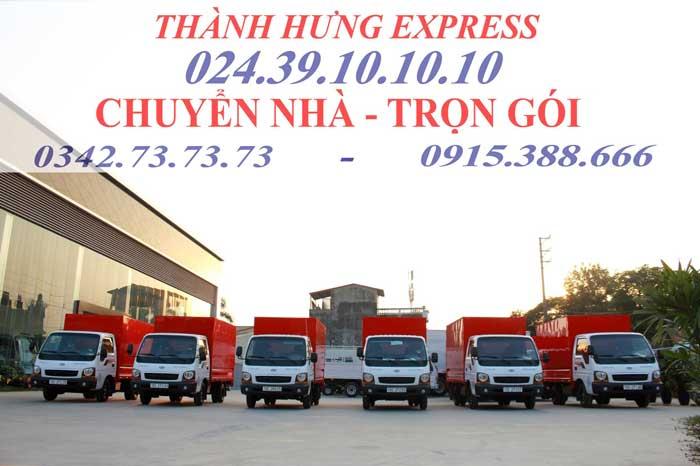 Dịch vụ chuyển nhà trọn gói tại huyện Gia Lâm chuyên nghiệp