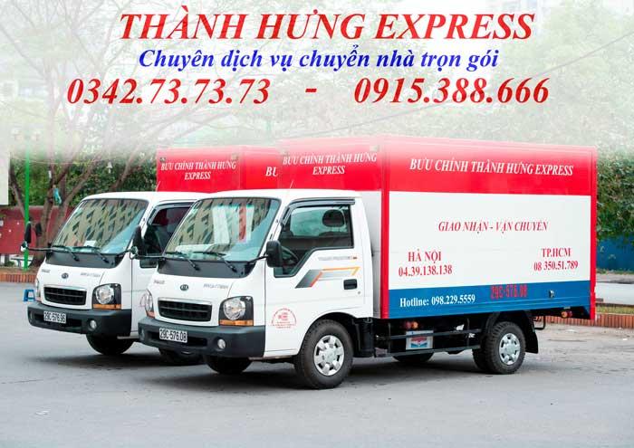 Dịch vụ chuyển nhà trọn gói tại Huyện Gia Lâm giá rẻ