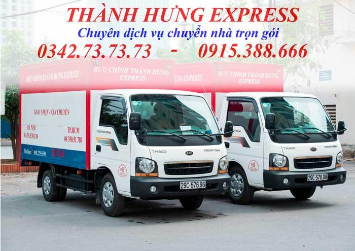 Dịch vụ chuyển nhà trọn gói tại Huyện Thanh Trì chuyên nghiệp