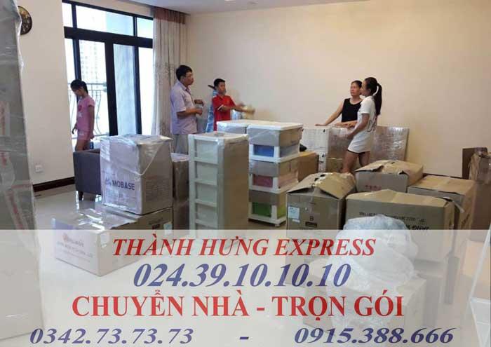 Dịch vụ chuyển nhà trọn gói tại Huyện Thanh Trì