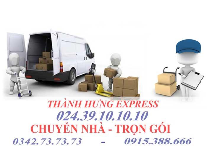 Dịch vụ chuyển nhà trọn gói tại Thái nghuyên chuyên nghiệp