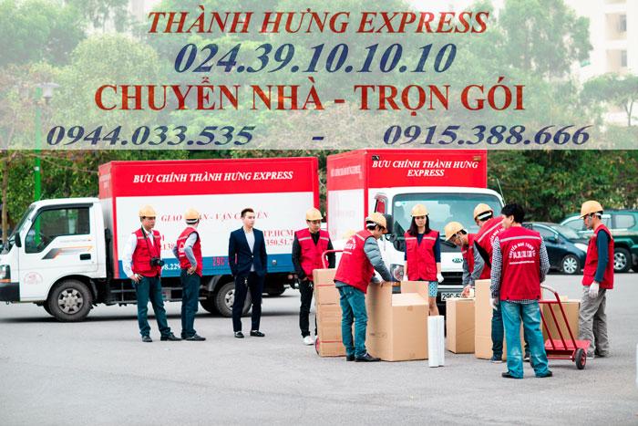 Dịch vụ chuyển nhà trọn gói tại Thanh Xuân chuyên nghiệp