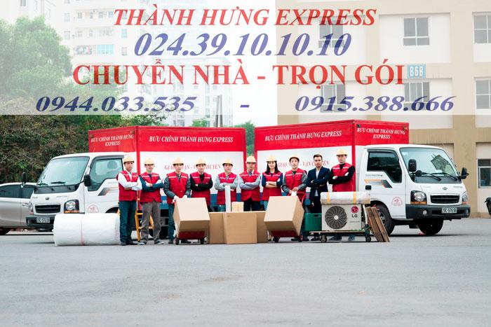 Dịch vụ chuyển nhà trọn gói tại Thanh Xuân giá rẻ