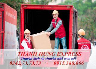 Dịch vụ chuyển nhà trọn gói TP. HCM