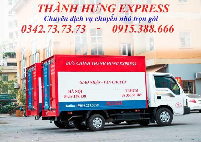 Dịch vụ chuyển nhà uy tín chất lượng