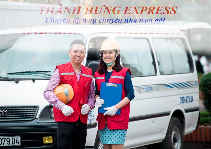 Taxi tải thành hưng HCM giá rẻ