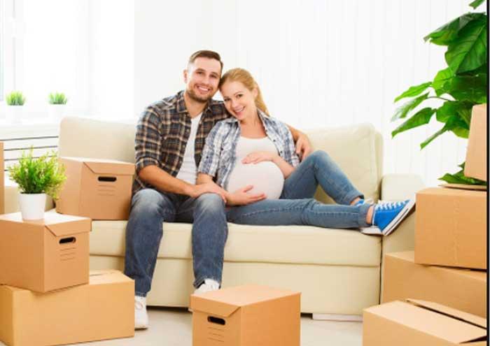 Những vật dụng nên chuyển vào nhà đầu tiên
