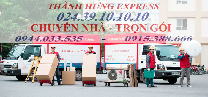 Dịch vụ chuyển nhà trọn gói tại Huyện Chương Mỹ