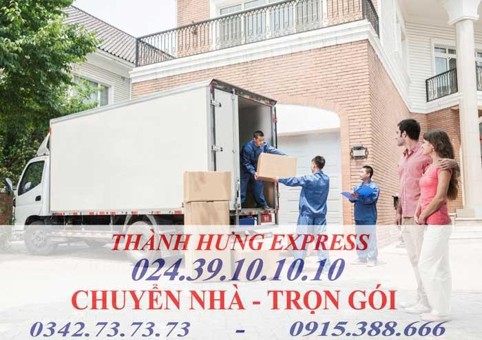 Dịch vụ chuyển nhà trọn gói tại Huyện Hoài Đức chuyên nghiệp