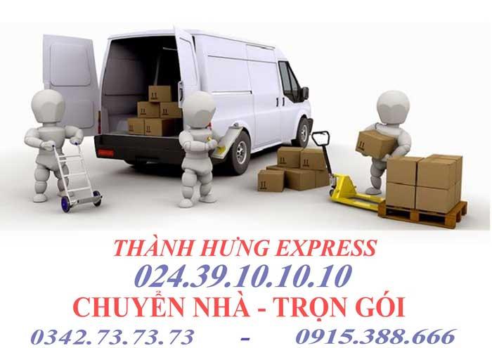 Dịch vụ chuyển nhà trọn gói tại Huyện Hoài Đức