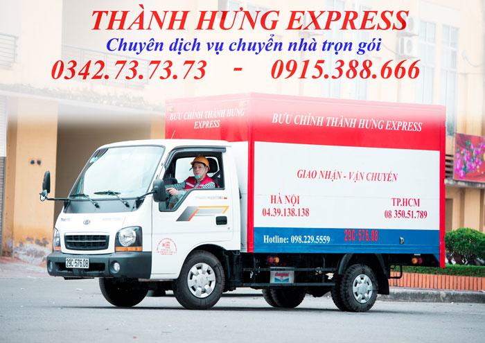 Dịch vụ chuyển nhà trọn gói tại Huyện Thạch thất giá rẻ