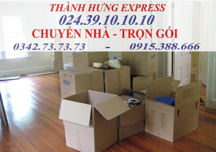 Dịch vụ chuyển nhà trọn gói tại Huyện Thường Tín
