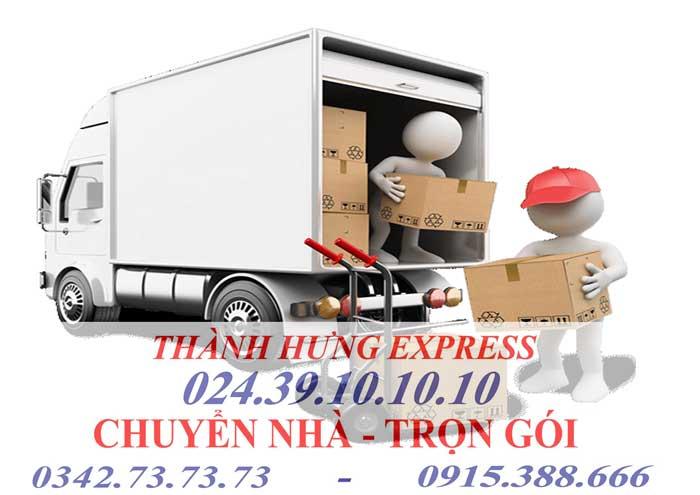 Dịch vụ chuyển nhà trọn gói tại Sơn Tây chuyên nghiệp