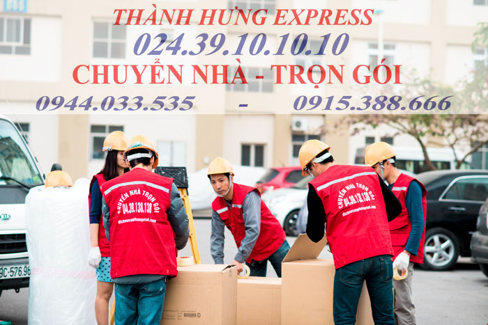 Dịch vụ chuyển văn phong tại Hà Nội
