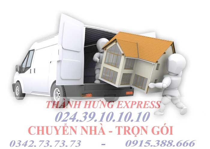 Taxi tải chuyển nhà tại Hoàng Mai