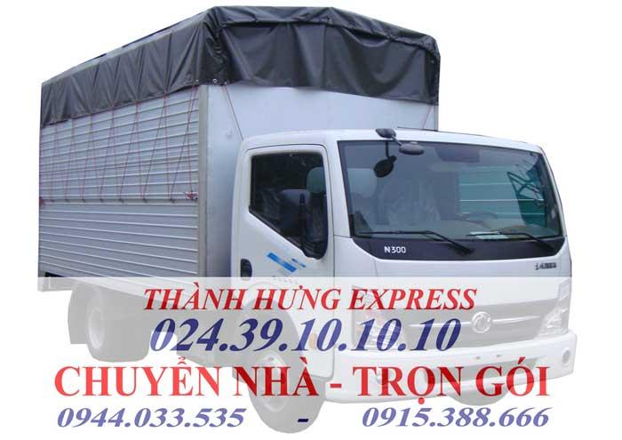 Cho thuê xe taxi tải Thanh Trì
