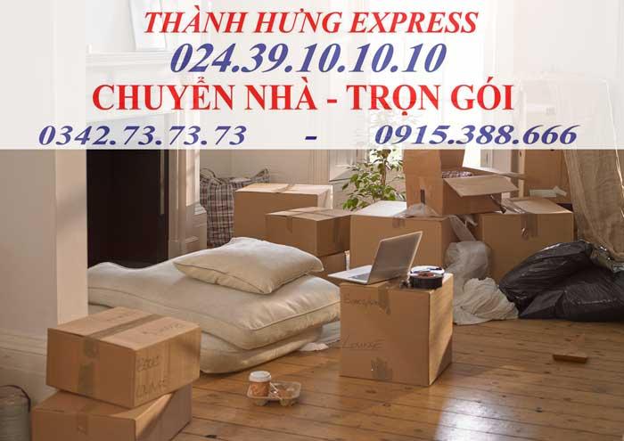Dịch vụ chuyển nhà trọn gói tại Huyện Đan Phượng chuyên nghiệp
