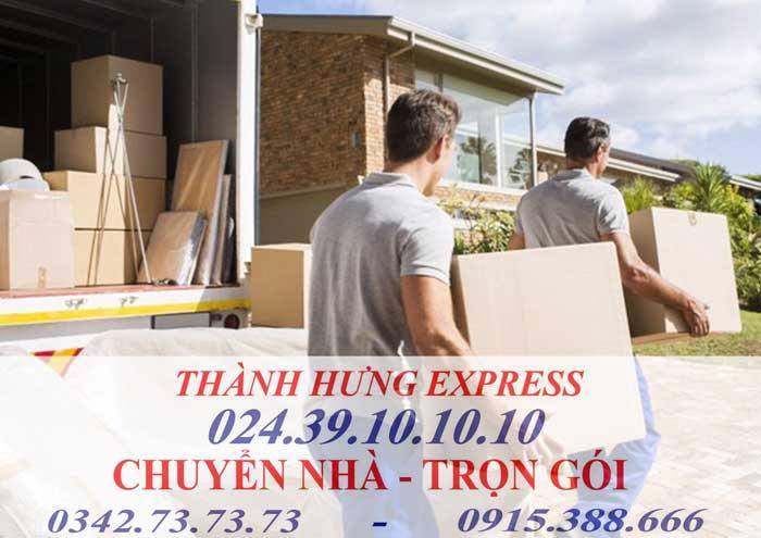 Dịch vụ chuyển nhà trọn gói tại Huyện Đan Phượng