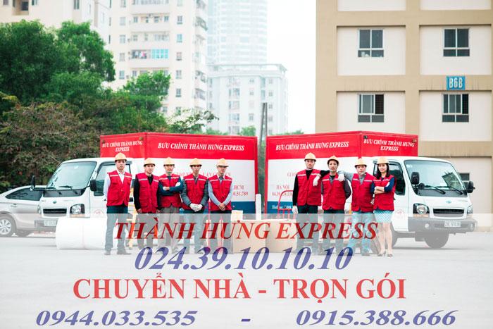 Dịch vụ chuyển nhà trọn gói tại Mê Linh