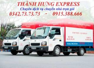 Taxi tải thành hưng tại Thái Bình