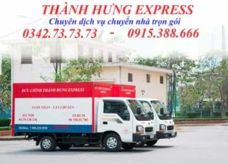 Taxi tải Thành hưng tại Thanh Hóa