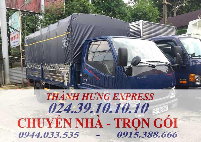 Thuê xe taxi tải Thành Hưng Hà Đông