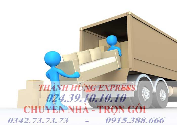 chuyển nhà taxi tải Thái Nguyên