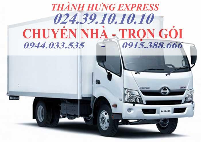 dịch vụ taxi tải Hưng Yên